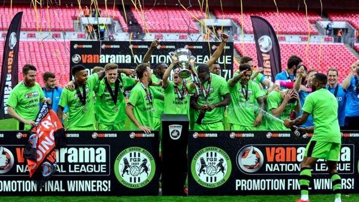 Gazete Duvar ///  Dünyanın ilk vegan futbol takımı: Forest Green Rovers