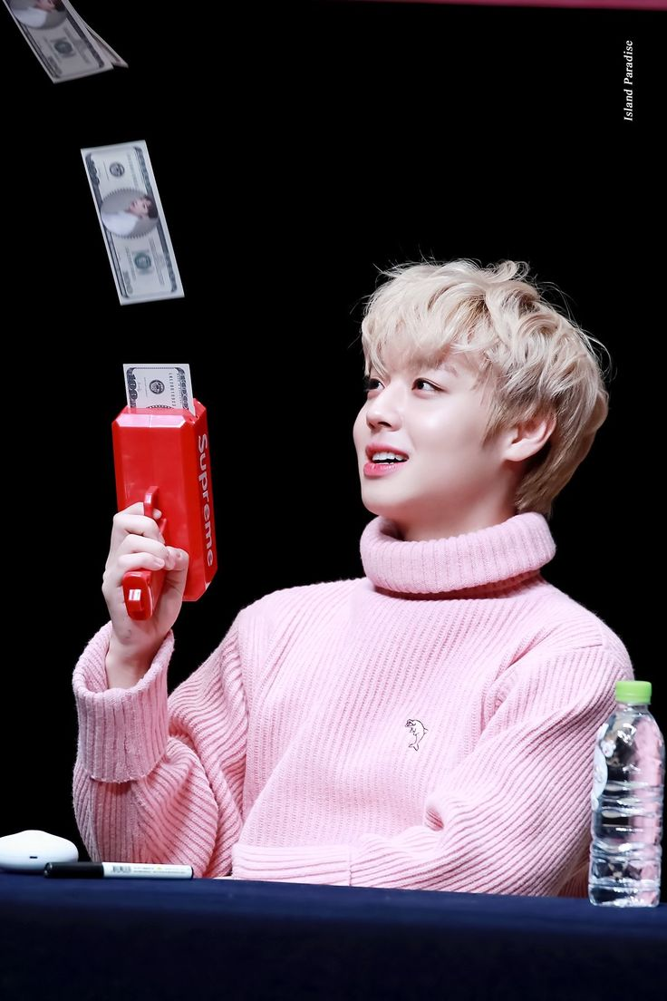I want one of those... Where can I get a jihoon?