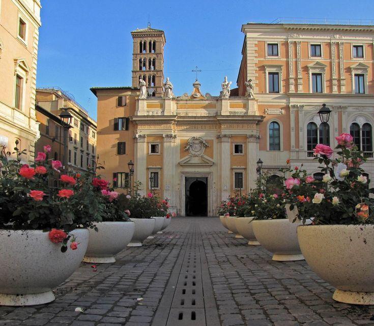san silvestro church rome