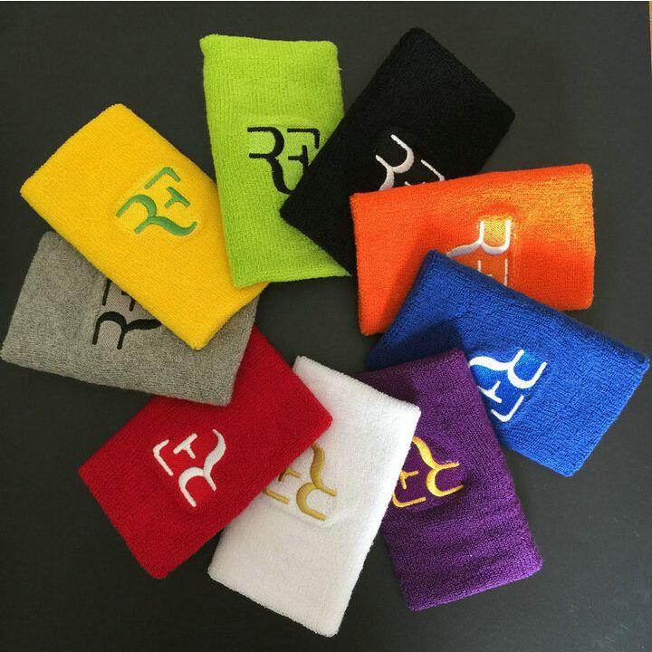 1 piece RF 12.5*7.5 cm Protector Wristbands Wrist Support for Gym Tennis,Weightlifting Sport Carpal Wrist Brace Cotton Wrist