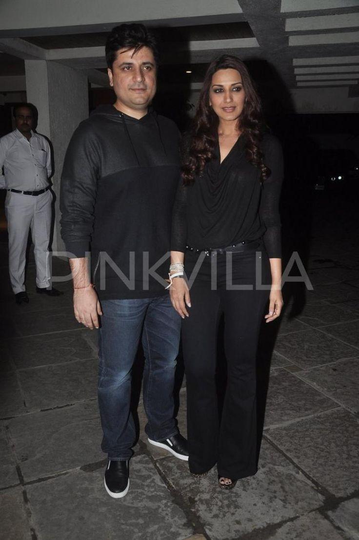 Hrithik, Aishwarya-Abhishek at Sonali and Goldie Behl's anniversary celebrations | PINKVILLA