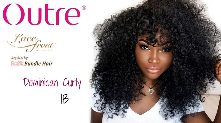 Outre Domincan Curly Lace Wig | Epic U.K Review + Styling