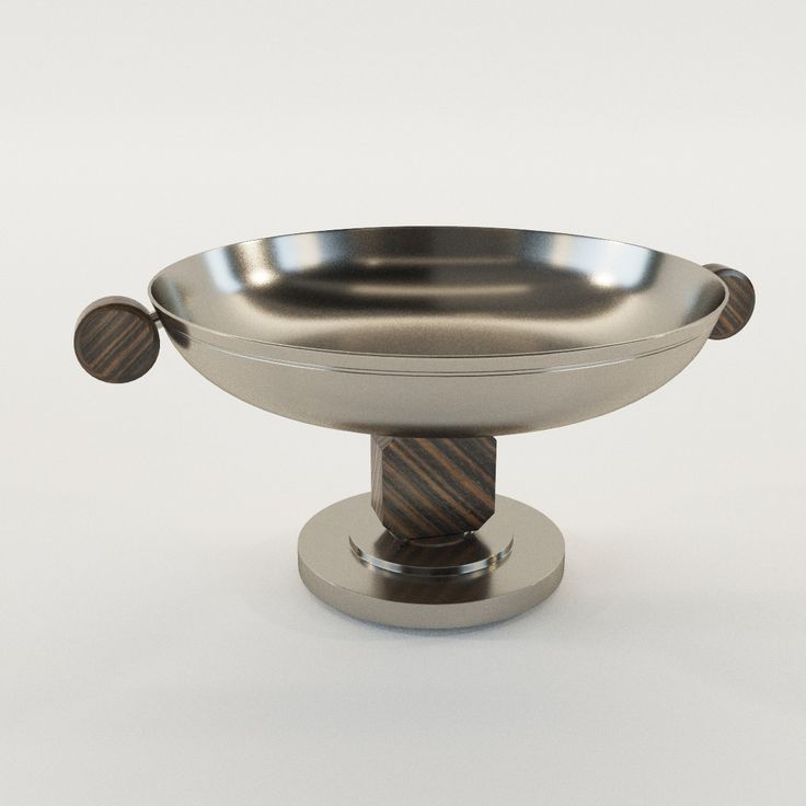 Best Art Deco bowl for sweet d model for architects and home designers designed for project visualization This D model was modeled after real existing