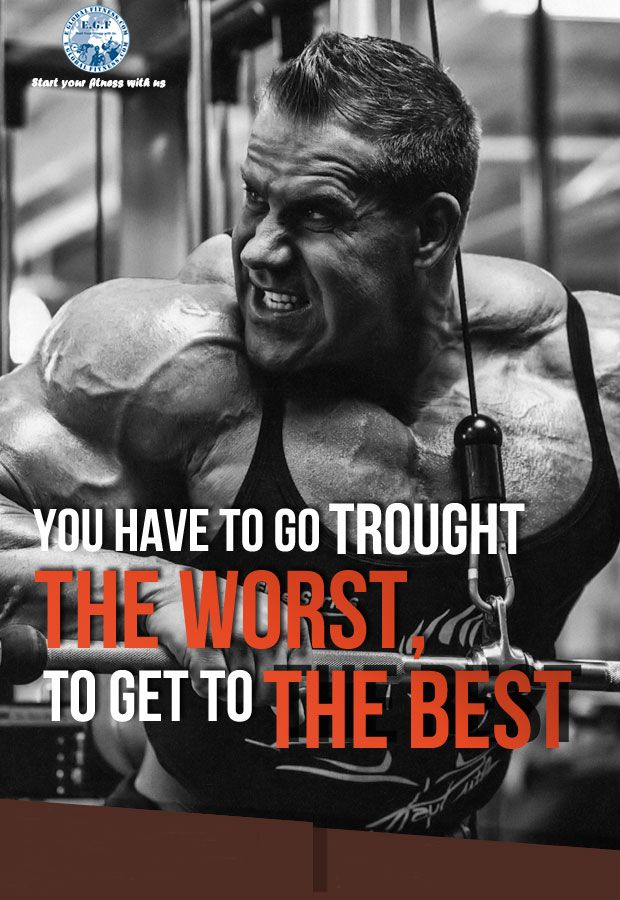 Bodybuilding Quotes Classy 28 Best Bodybuilding Quotes Images On Pinterest  Health Diet