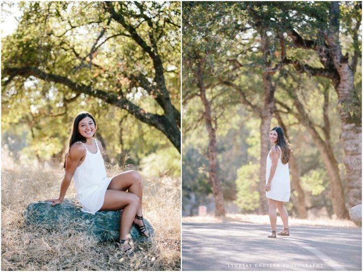 Oak Ridge High School Senior Session | Gabby » Lyndsay Undseth Photography | Photographer serving Sacramento, San Francisco, Napa & beyond