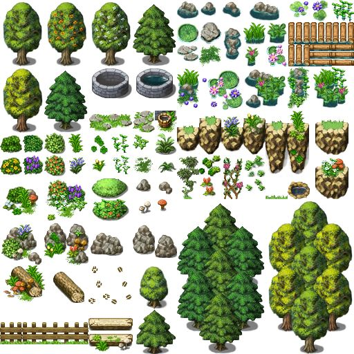 Gut gemocht Best 25+ Rpg maker vx ideas on Pinterest | Rpg maker, Pixel game  PM41