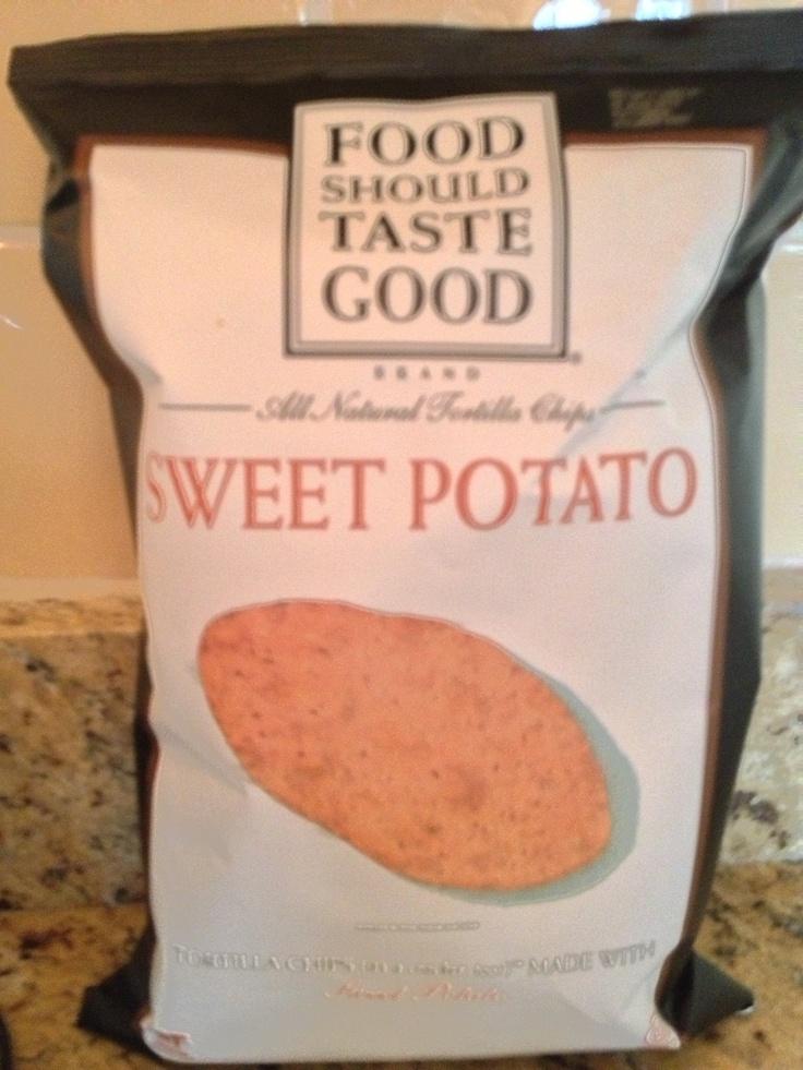 Yummy gluten free sweet potatoe chips