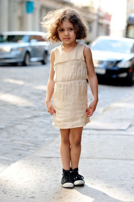 .: Phillip Lim, Summer Dresses, Girls, Fashion Photo, Lim Dresses, Kids Streetstyl, Kids Fashion, Street Styles, Linens Dresses