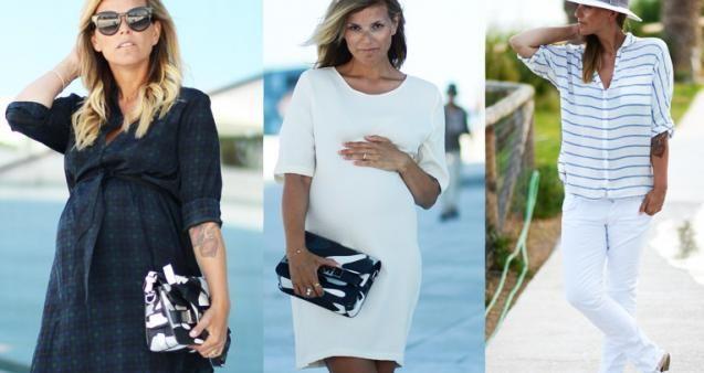 Style...Janka Polliani // maternity style