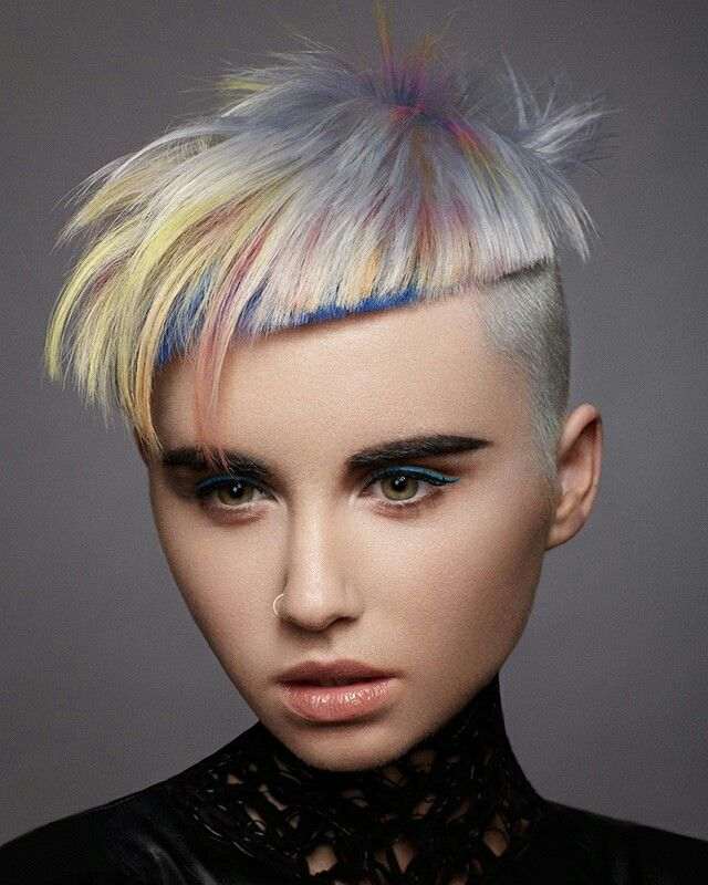 Water color by Goldwell color zoom 2016 finalists