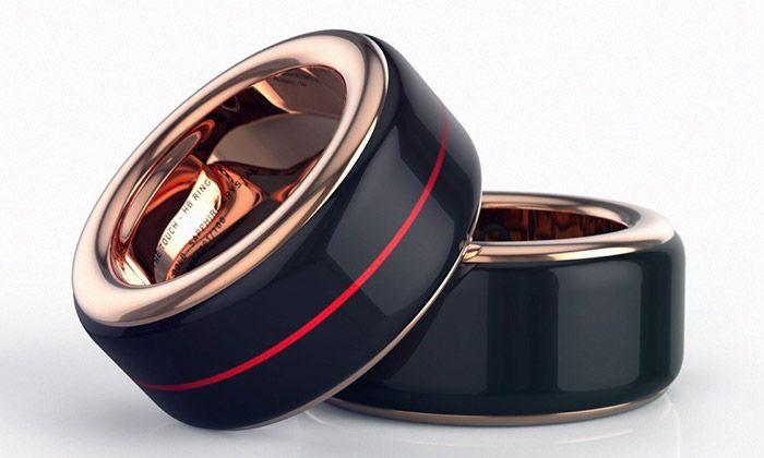 Češi navrhli prsten HB Ring k sledování tepu druhého