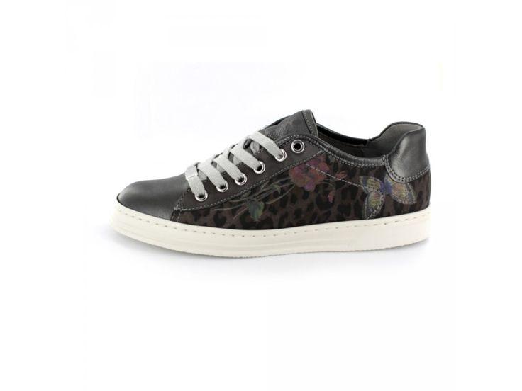 Ara Courtyard - Damen Sneaker mit Animal-Print