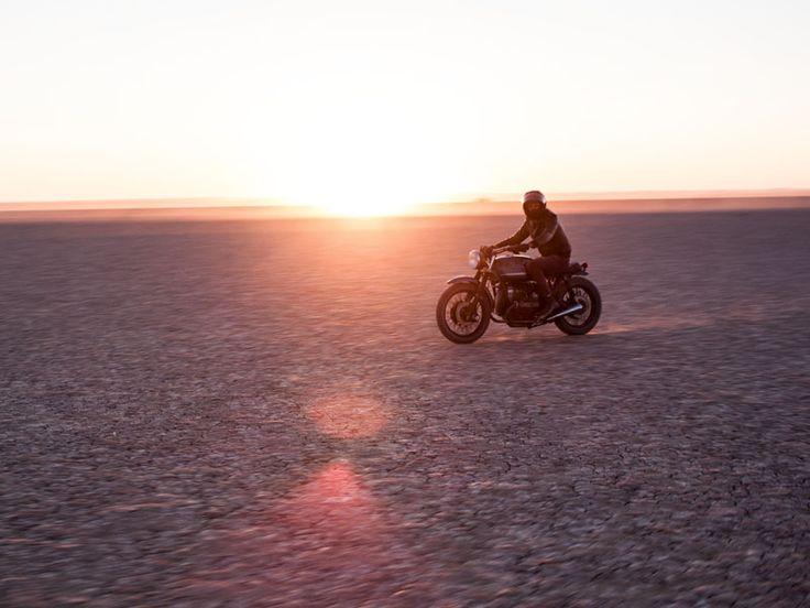 BMW R100: Build by Los Muertos Motorcycles