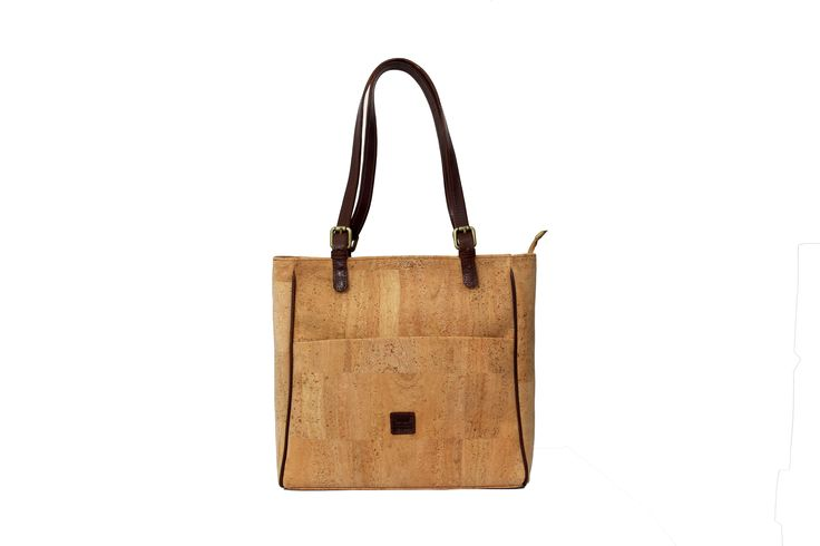Handbag Jasmine. Cork handbag made of genuine Portuguese cork !