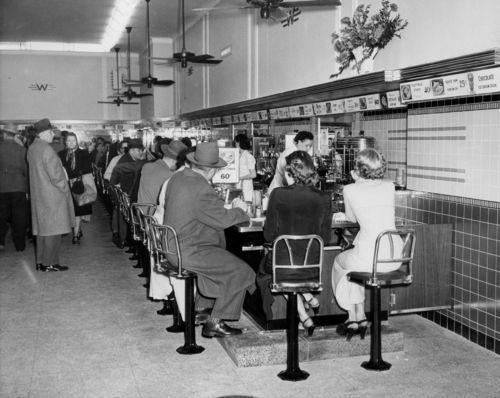 Woolworth S Lunch Counter Wichita Ks Retro Defunct