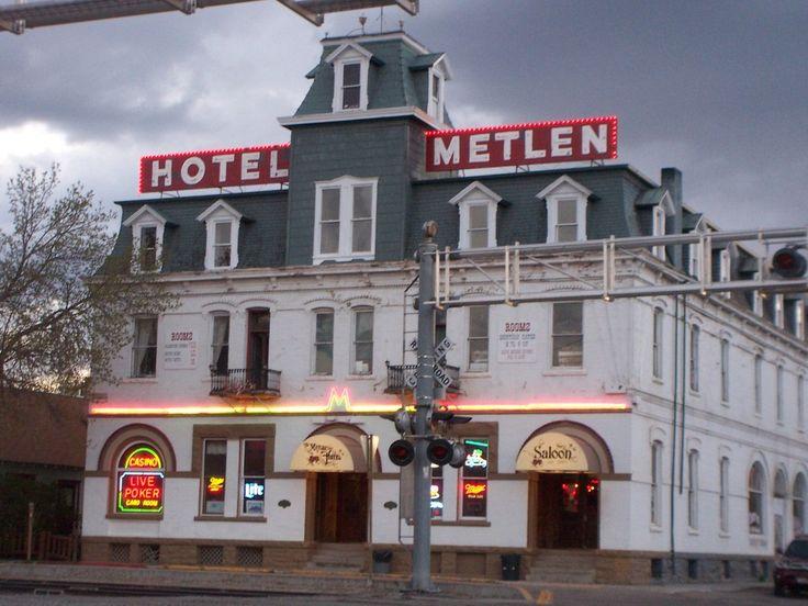 Hotel Metlen Dillon Montana