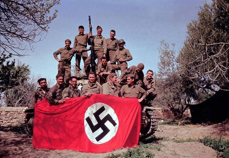american german flag