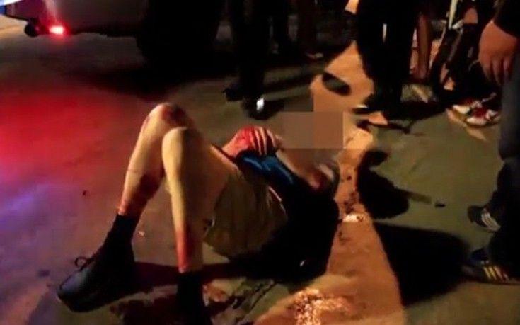 Βρέθηκε μέσα στα αίματα μετά από τσακωμό με τρανσέξουαλ! (vid) > http://arenafm.gr/?p=293973