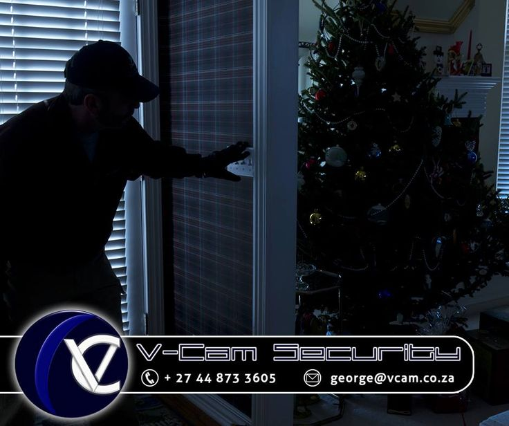 #Holiday #SecurityTip: Make sure your gifts and valuables are not visible from the street. If a criminal can easily see what is in your home, you increase the chance they will be tempted to come inside to steal the items. #CCTV #vcam