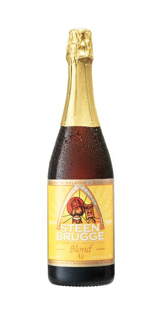 Master beers STEENBRUGGE BLOND, PALM Belgian Craft Brewers