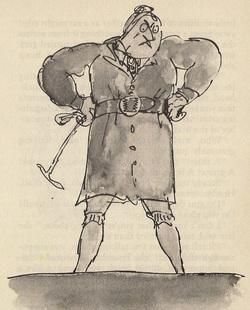 Roald Dahl's Best Villains: Miss Agatha Trunchbull from Matilda