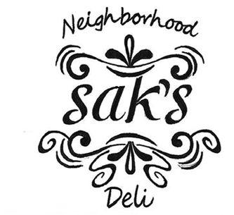 Sak's Logo