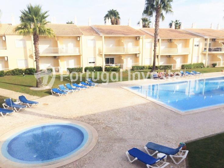 Vende apartamento T1, Urbanização Jardins de Vale Parra, Albufeira - Portugal Investe