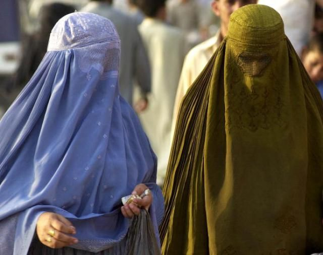 The Most Common Types of Islamic Clothing Defined: Burqa
