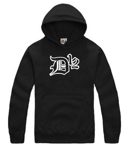 Eminem D12 logo Hoodie