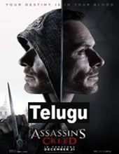Assassin's Creed (2016) Telugu Dubbed Movie Online Download DVD
