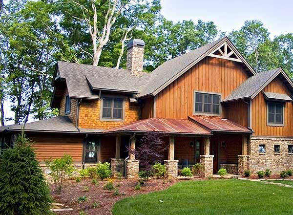 66 best mountain house plans images on pinterest for Family home plans 82230