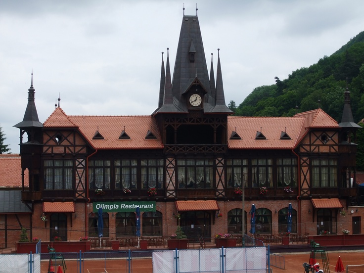 Restaurantul Olimpia, Brașov