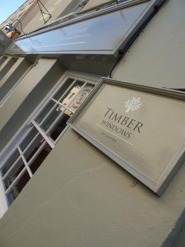 Timber Windows of Clifton, Bristol.