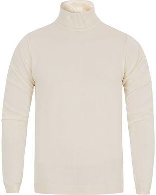 Stenströms Roll Neck Pullover Off White i gruppen Tröjor / Polotröjor hos Care of Carl (13057811r)