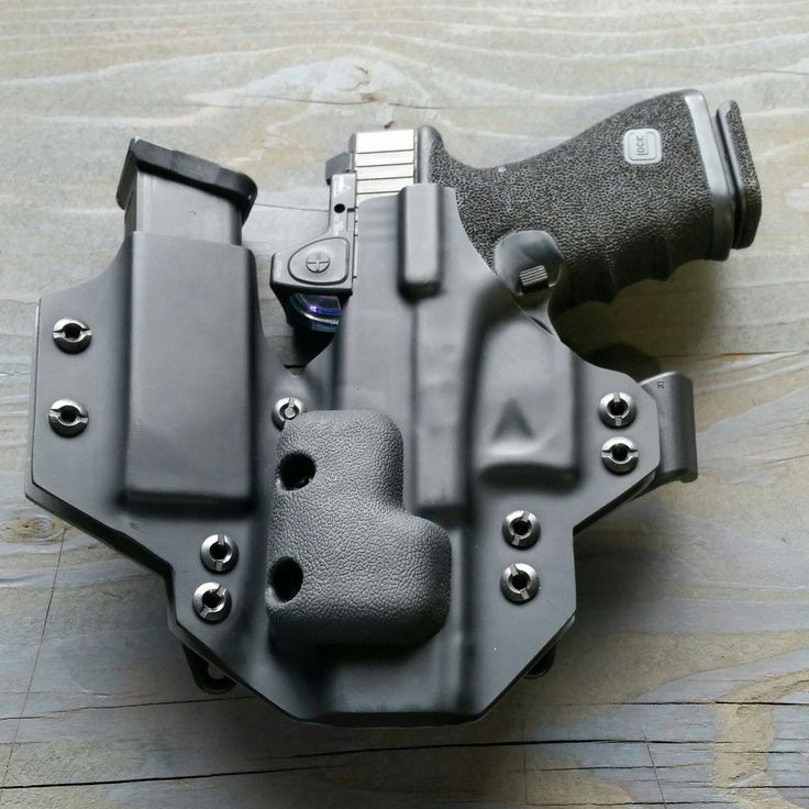 Our Annex 1 piece holster system is designed to have ultimate adjust-ability for…