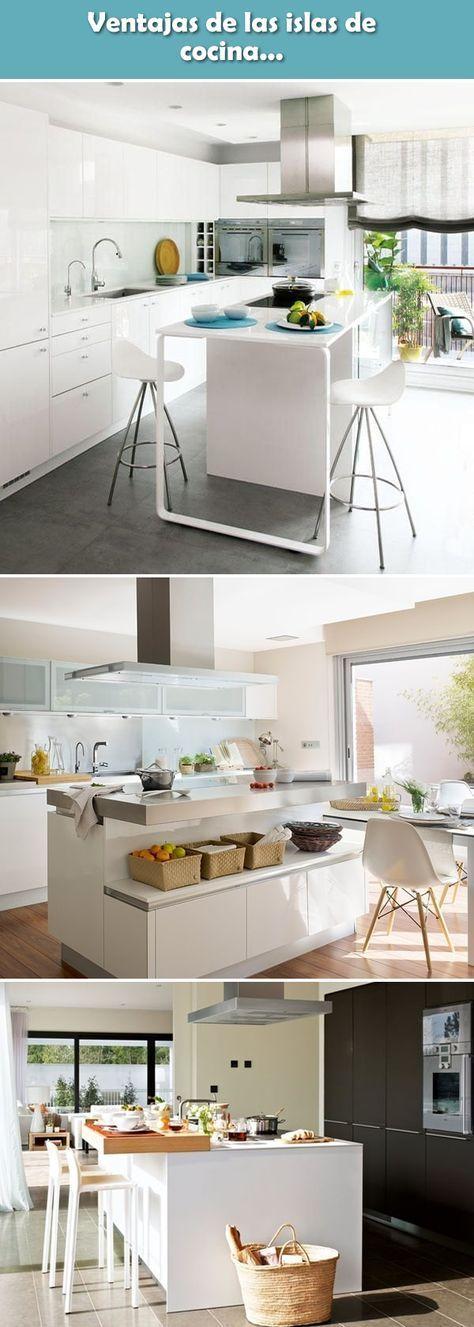 Islas Para Cocinas Modernas. Stunning Affordable With Islas Para ...
