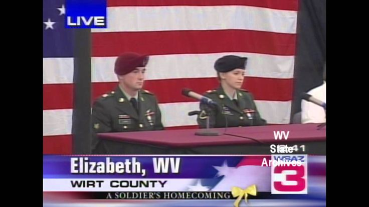Jessica Lynch: A Soldier's Homecoming. A WSAZ  TV special on the return ...
