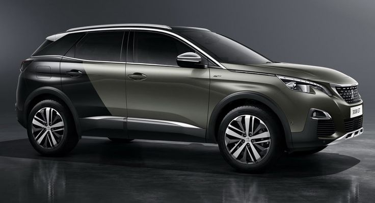 Peugeot's New 3008 GT SUV Comes With A 180PS Diesel