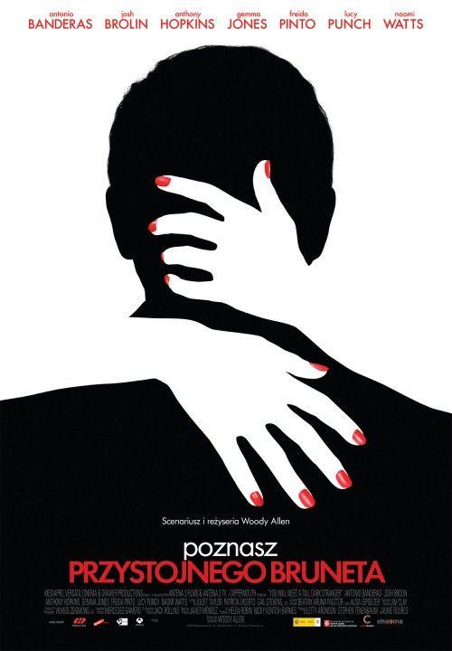 Poznasz przystojnego bruneta, 2010 plakat
