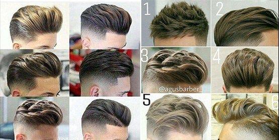 Potongan Rambut Pria 2016