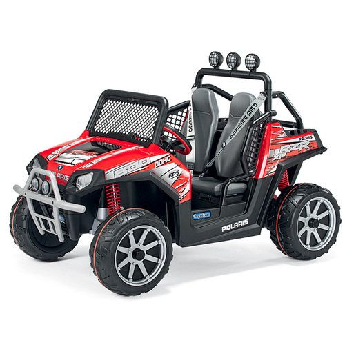 Powerful 24v Kids RZR Peg Perego Off Road Buggy