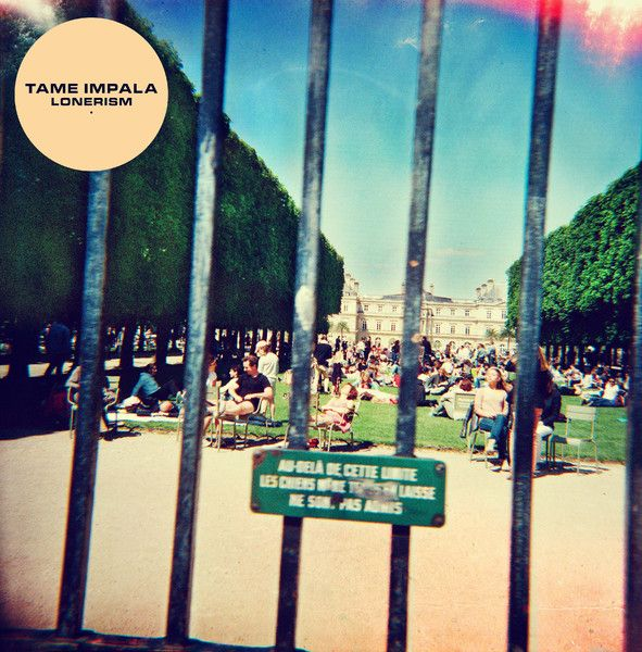 """2012 NME Album of the Year: """"Lonerism"""" by Tame Impala - listen with YouTube, Spotify, Rdio & Deezer on LetsLoop.com"""
