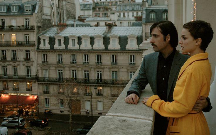 «Hotel Chevalier» by Wes Anderson | Jason Schwartzman & Natalie Portman (a short film before «The Darjeeling Limited»)