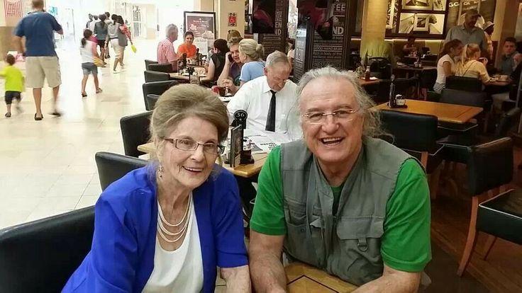 Danny en sy Ma Jean