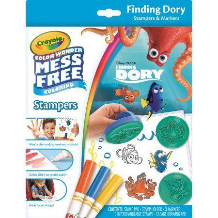 Crayola Color Wonder Stamper, Finding Dory