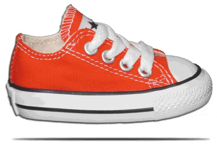 orange converse toddler