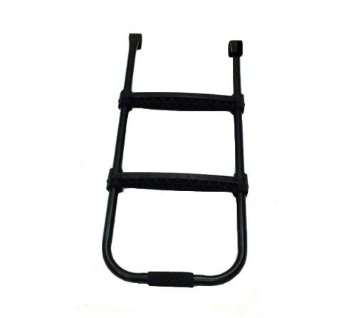 Pure Fun Trampoline Ladder (Black) - http://workoutprograms.net/pure-fun-trampoline-ladder-black/