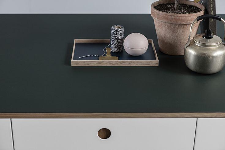 """Ikea-Hack Küchen Front """"Basis"""" von Reform – via sodapop-design"""