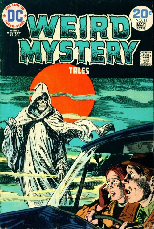 Weird Mystery Tales No. 11