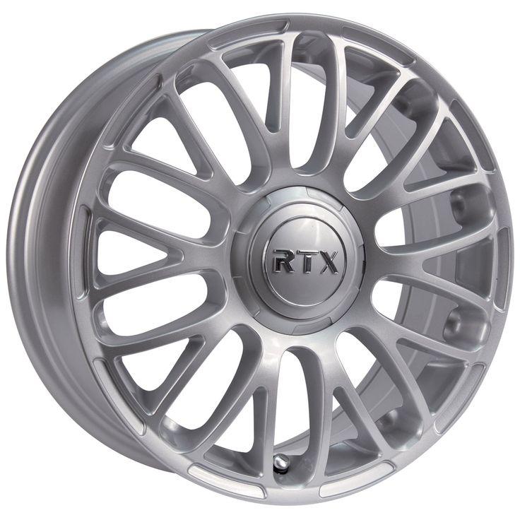 RTX Wheels - RTX OE - Turin Grandeur/Size : 16X6.5 http://www.rtxwheels.com/en/wheels/rtxwheels-turin-silver